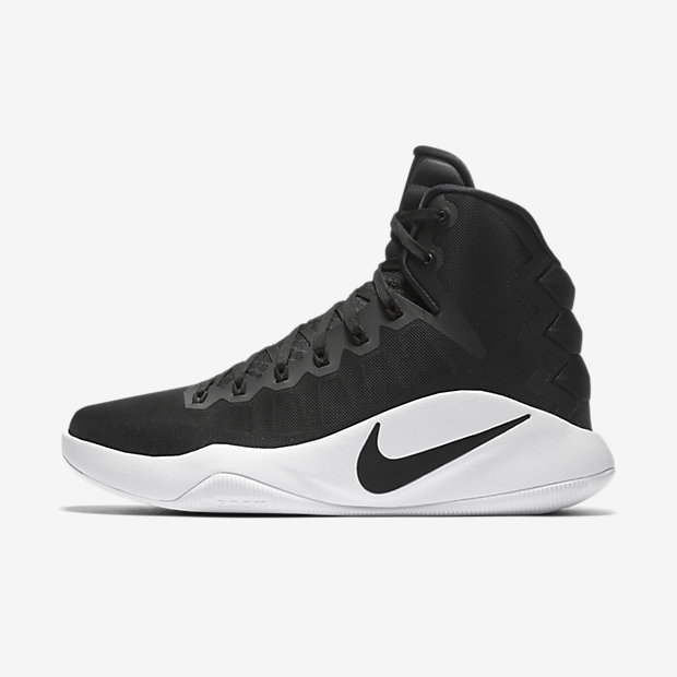 Nike Hyperdunk 2016 High (Team) Women's Basketball Shoe.